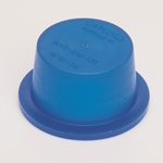 Replacement Tube Cap For Tanks (Blue) 1-1/4