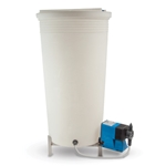 "Pulsafeeder® Chemical Solution Tank' Flooded-Suction' 50 Gallon' 3/8""OD"