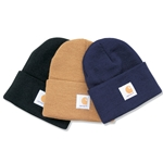 Carhartt Knit Cap Black (One Size Fits All)