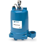 Goulds 3885 Submersible High-Head Effluent Pump, 1.5HP, 1PH, 230V, WE1512HH