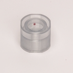 Coupling Nut 1/2 PVC EH0406