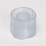 Coupling Nut 3/8 PVC EH0401