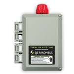 SJE Tank Alert 4X NEMA 3R High Level Alarm
