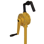 AMT Rotary Drum Pump Chemical Resistant Polypro