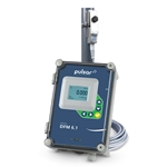 Greyline OCF 5.0 Flow Monitor with Data Logger, 100-240 VAC
