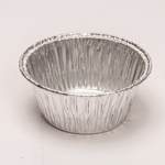 VWR Disposable Aluminum Weighing Dishes, 75 mL, 100 per pack