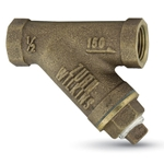 "Zurn Wilkins Model SXL Bronze Y-Strainers for 1-1/4"" Pipe"