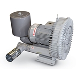 Republic Blower Package, 5.1 hp, 3 ph, KP4RC420-H56