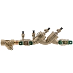 Watts LF719 Double Check Backflow Preventer' 1-1/2 in' 0065311