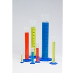 Nalgene® PP Graduated Cylinder Pack (One Each of 10' 50' 100' 250' 500 & 1000mL)