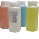 ECD HYDRA CAL Kit Calibration Kit' 500mL Each of Nitrate' Chloride & pH Standards