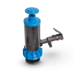 Quick Tap Hand Pump with Standoff' Polypro/Santoprene