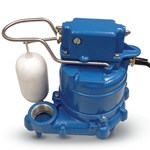 "Goulds GSP Sump Pump' 1/3 HP' 115V' 1.5"" NPT' Automatic' 25' Cord' GSP0311-25"