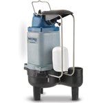 "Blue Angel Sewage Pump' 1/2 HP' 120V' 2"" NPT' Auto F50SW"