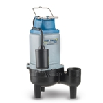 "Blue Angel Sewage Pump' 1/2 HP' 120V' 2"" NPT' Auto T50SW"