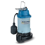 Blue Angel T50DSE Effluent Pump' Auto' 0.5HP/120V' 1.5""