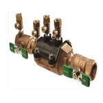 "Zurn Wilkins 350XL Double Check Backflow Preventer' 1-1/4""' 114-350XL"