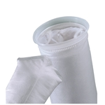 Pall Polyester Filter Bags' 200um' Size 1' Polypropylene PolyLoc Ring' 50/Case