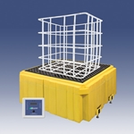 Scaletron™ IBC Tote Bin Scales with Spill Containment