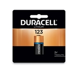 Duracell CR123A Lithium 3V Battery' 4133366191