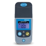 Hach HR Chlorine & pH DR300 Pocket Colorimeter, LPV445.97.12110