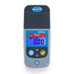 Hach DR300 Chlorine MR/HR Pocket Colorimeter' LPV445.97.62110
