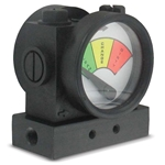 Process Filter Differential Gauge' 0 to 25 psid