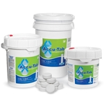 Accu-Tab® Wastewater Chlorination Tablets' 45 lbs