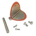"Repair Kit for Flexi-Hinge Blower Check Valves' 3""' H3-IRK-330"