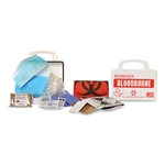 Certified Safety Bloodborne Pathogen Kit