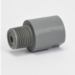 PlantPRO™ Injection Check Valve, CPVC/Ceramic/Hastelloy