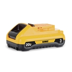 DeWalt® 20V MAX™ 3.0 Ah Lithium Ion Compact Battery, DCB230