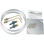 Air Filter Adapter Kit for Dwyer® Magnehelic® Gauge, A-605