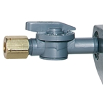 "3-Way Plastic Vent Valve for Dwyer® Magnehelic® Gauge, 1/8"" NPT to 1/4"" Tubing, A-310A"