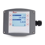 "Dwyer IEF Insertion Electromagnetic Flowmeter for 4 to 36"" Pipe, With Integral LCD Display, IEF-SN-10-LCD"