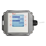 Dwyer Full Functional IEF-Series Remote Display (with Keypad), for Surface or Pipe Mount, A-IEF-FDSP-RM