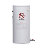 De Nora MIOX® 2 Oxidant Storage Tank with Level Controls, 40 Gallon
