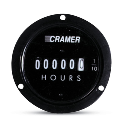 Cramer Elapsed Time Min. Meter Model 635G (120VAC) 99,999.9