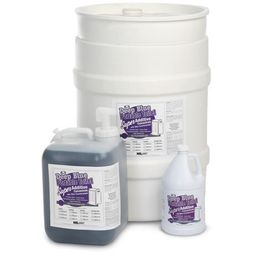 Deep Blue PTT SuperConcentrate Natural Scent, 5 Gal Container