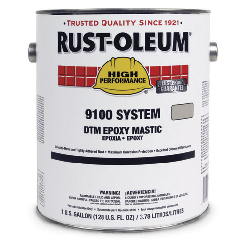 (OR) Safety Blue Paint 9100 System, Gallon