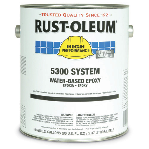 (OR) 5300 System Rust-Oleum Epoxy Red Primer, Gallon