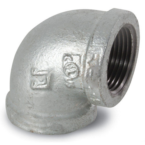 "1/2"" 90 Degree Elbow Galvanized"