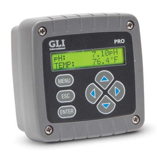 GLI pH/ORP Transmitter with 4-20 mA Output Signal
