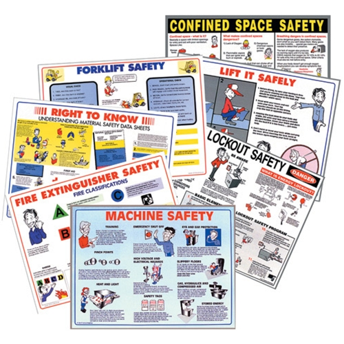 Lift It Safety Poster