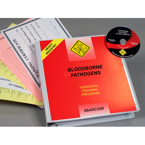 Bloodborne Pathogens in Heavy Industry - DVD