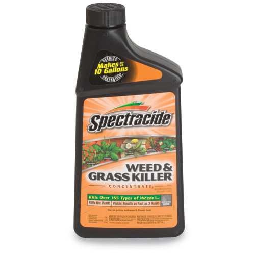32oz. Spectracide Weed & Grass Killer Concentrate
