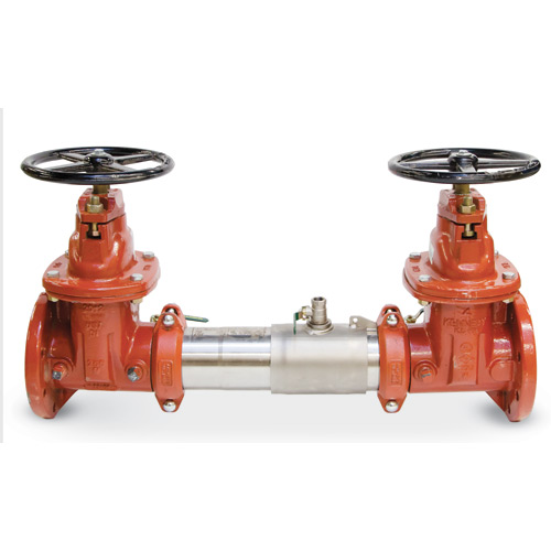 Watts 3 inch 757-NRS Double Check Backflow Preventer' 0111523