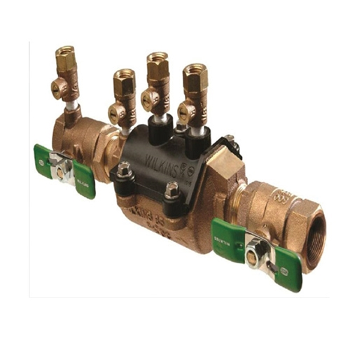 "Zurn Wilkins 350XL Double Check Backflow Preventer' 2""' 2-350XL"