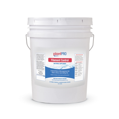 PlantPRO™ Filament Control Bacterial Supplement, 25 lbs