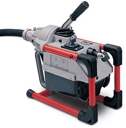 Ridgid<sup>&reg;</sup> K60SP Sectional Machine